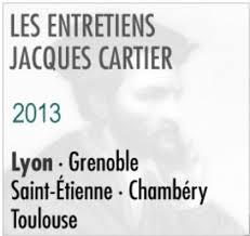 Suzanne Garon aux Entretiens Jacques Cartier