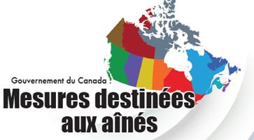 Dévoilement du rapport «Gouvernement du Canada : Mesures destinées aux aînés»