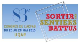VADA-QC participe au 83e congrès de l'Acfas
