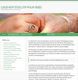 Le comité hébergement du Témiscamingue lance son nouveau site internet