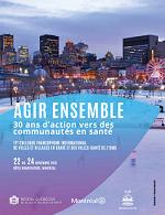 MADA-QC participe au 12e colloque international francophone des Villes et Villages en santé et des Villes-Santé de l'OMS
