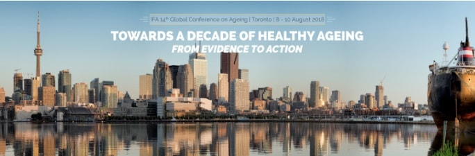 14th Global Conference on Ageing. International Federation on Ageing. Toronto, Ontario, Canada