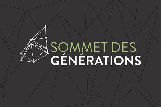 Participation au Sommet des générations (Institut du nouveau monde)