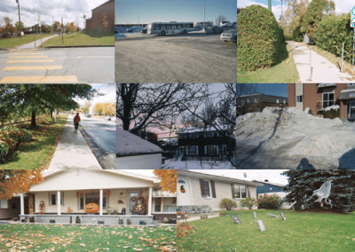 Sociabilité de voisinage des personnes ainées : étude exploratoire de quartier Jardins-Fleuris de Sherbrooke