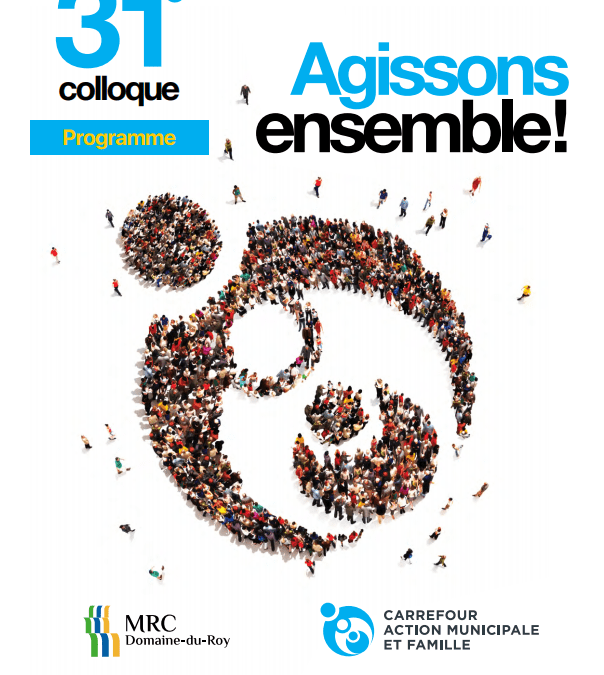 Colloque Agissons Ensemble