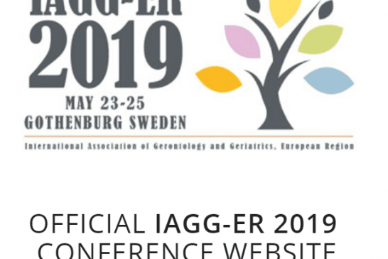International Association of Gerontology and Geriatrics European Region Congress 2019